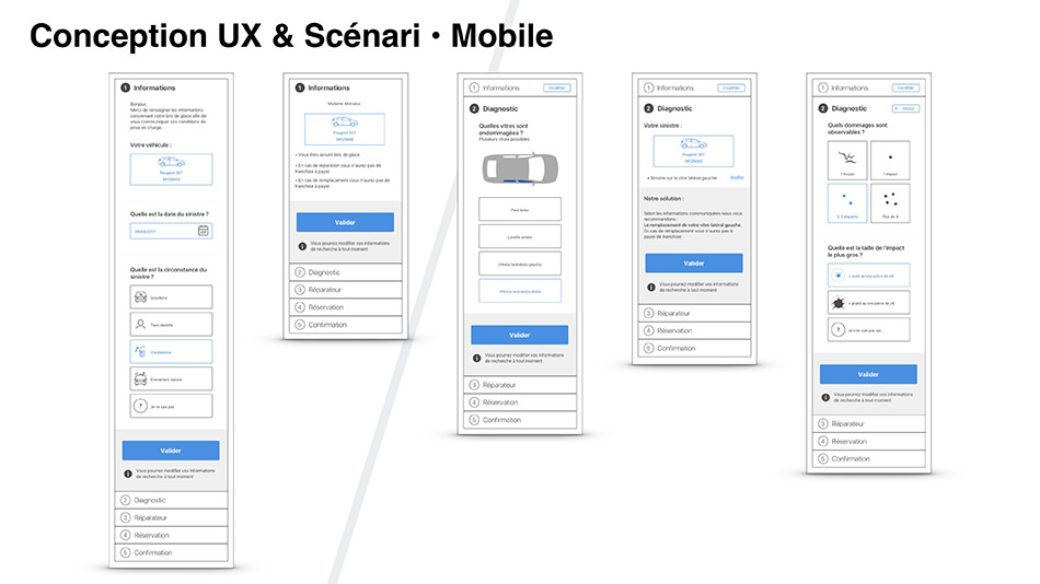 Wireframe mobile 1